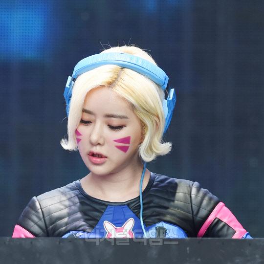 [포토]DJ소다, 후덜덜한 미모